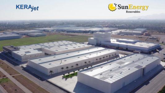 1 Fase Instalación Autoconsumo Industrial para Kerajet, Castellón de la plana